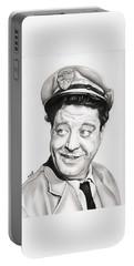 Ralph Kramden Portable Battery Charger