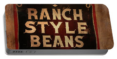 Ranch Style Beans Portable Battery Charger
