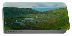 Rano Kau Kau Crater Portable Battery Charger