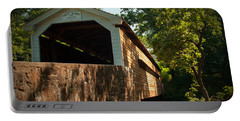 Rapps Covered Bridge Portable Battery Charger