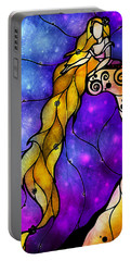 Rapunzel Portable Battery Charger