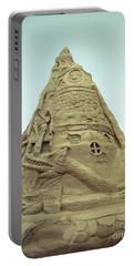 Rapunzel's Sandcastle Portable Battery Charger