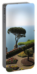 Portable Battery Charger featuring the photograph Ravello by Carla Parris