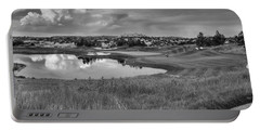 Portable Battery Charger featuring the photograph Ravenna Golf Course by Ron White