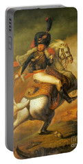 Re Classic Oil Painting General On Canvas#16-2-5-08 Portable Battery Charger by Hongtao     Huang