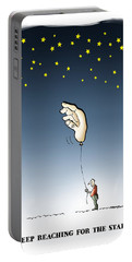 Reach For The Stars Portable Battery Charger