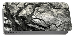 Portable Battery Charger featuring the photograph Reaching For Heaven by Karen Wiles