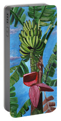 Ready For Harvest Portable Battery Charger by Laura Forde