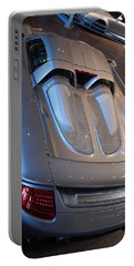 Portable Battery Charger featuring the photograph Rear Pov by John Schneider