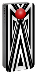 Red Ball 7 V Panoramic Portable Battery Charger