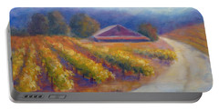 Red Barn Vineyard Portable Battery Charger