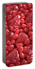 Red Candy Portable Battery Charger