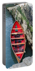 Red Canoe Portable Battery Charger