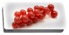Portable Battery Charger featuring the photograph Red Currant by Fabrizio Troiani