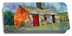 Red Door Cottage Portable Battery Charger