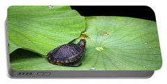 Red-eared Slider Portable Battery Charger by Greg Reed