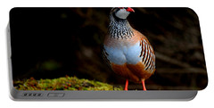 Red-legged Partridge Portable Battery Charger