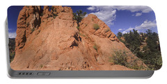 Red Lyons Sandstone Rock Formation Portable Battery Charger