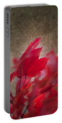 Red Maple Dreams Portable Battery Charger