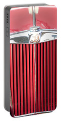 Red Mg Portable Battery Charger
