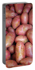 Red Potatoes Portable Battery Charger