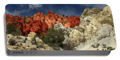 Red Rock Canyon Portable Battery Charger