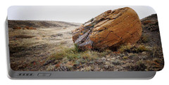 Red Rock Coulee IIi Portable Battery Charger by Leanna Lomanski