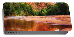 Red Rock State Park - Cathedral Rock Portable Battery Charger