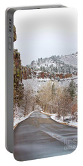Red Rock Winter Drive Portable Battery Charger