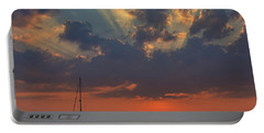 Red Sky At Night - Simcoe Portable Battery Charger