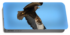 Red-tail Flight Portable Battery Charger by Mike Dawson