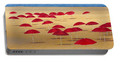Red Umbrellas Portable Battery Charger
