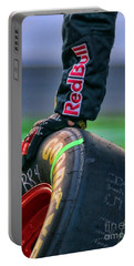 Redbull Good Year By Diana Sainz Portable Battery Charger