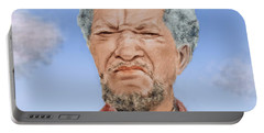 Redd Foxx As Fred Sanford Portable Battery Charger