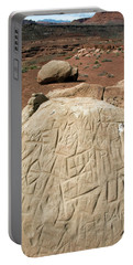 Redrock Scenery In Southern Utah Portable Battery Charger