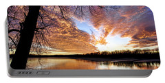 Reflected Glory Portable Battery Charger
