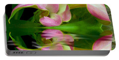 Reflecting Lily Portable Battery Charger