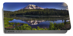 Reflection Lake Panorama Portable Battery Charger