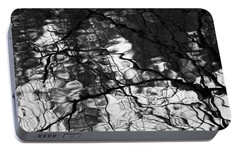 Portable Battery Charger featuring the photograph Reflection by Yulia Kazansky