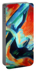 Reflections Portable Battery Charger by Helena Wierzbicki