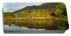 Reflections On Loch Etive Portable Battery Charger