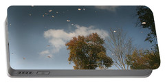 Portable Battery Charger featuring the photograph Reflective Thoughts  by Neal Eslinger