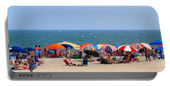 Rehobath Beach Delaware Portable Battery Charger