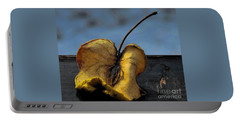 Portable Battery Charger featuring the photograph What's Left Over... by Marija Djedovic