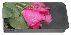 Portable Battery Charger featuring the photograph Remember by Tiffany Erdman
