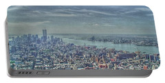 New York Remembering 9/11 Portable Battery Charger