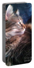 Portable Battery Charger featuring the photograph Remembering Bo by Jacqueline McReynolds