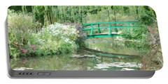 Remembering Monet  Portable Battery Charger