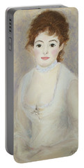 Renoir's Lady Portable Battery Charger