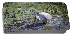 Reseate Spoonbill Vi Portable Battery Charger